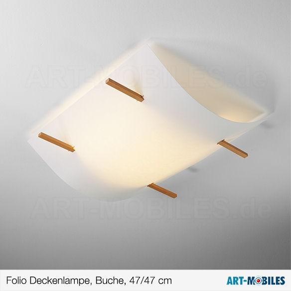 Folio Deckenlampe 77/67 cm 3330.1307 Domus
