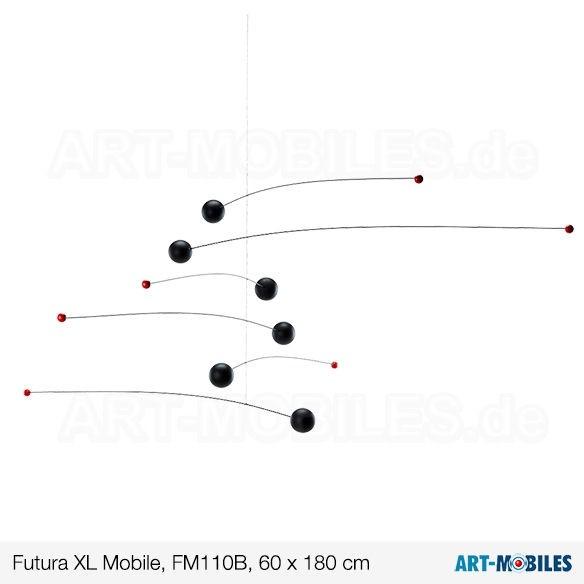 Futura XL Mobile schwarz FM110Bs Flensted Mobiles