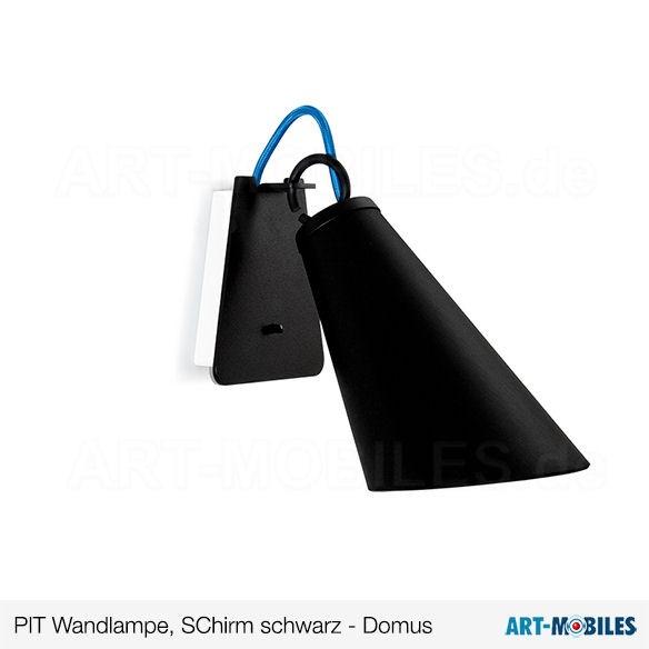 Pit Wandlampe Metall schwarz 5865.5874 Wansauslass