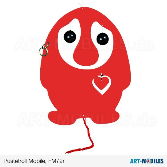 Pustetroll FM72r Flensted Mobiles