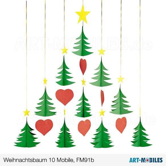 Weihnachtsbaum-6 - FM91A Flensted Mobiles
