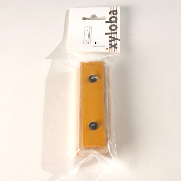 Einzelton Klangplatte Xyloba Weizenkorn 22041.A2