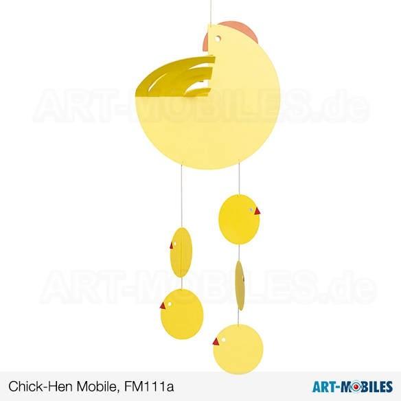Chick-Hen Flensted Mobile FM 111A