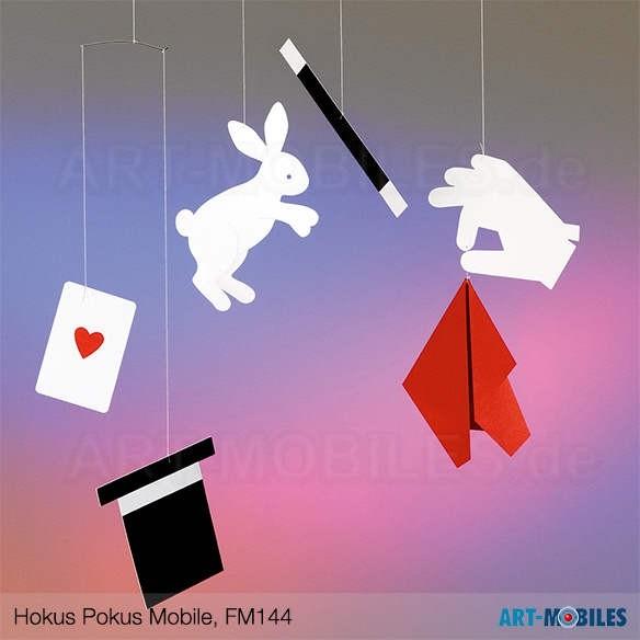 Hokus Pokus Mobile FM144 Flensted