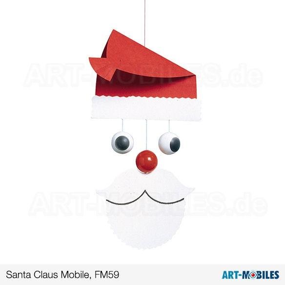 Santa Claus Weihnachtsmann FM59 Flensted Mobiles