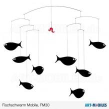 FM-30 Fischschwarm Flensted Mobiles