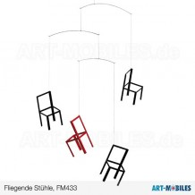 Flying Chairs - FLiegende Stuhle FM433 Flensted Mobiles