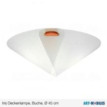 Iris Deckenlampe Ø 45 cm Buche 3319.2408