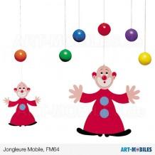 Jongleure FM64 Flensted Mobiles