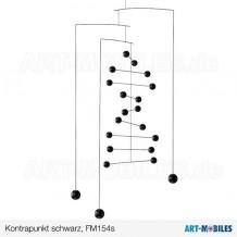 Kontrapunkt schwarz FM154S Flensted Mobiles Counterpoint