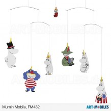 Moomin Mobile FM432 Flensted Mobiles