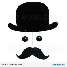Mr. Bowlerman FM67 Flensted Mobiles