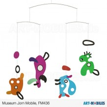 Museum Jorn Mobile Flensted Mobiles FM436