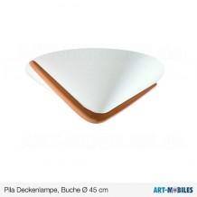 Pila Deckenleuchte Ø 45cm Buche 3331.1708