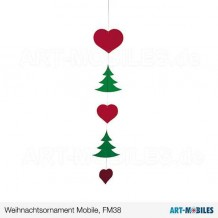 Weihnachtsornament FM38 Flensted Mobiles
