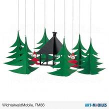 Wichtelwald FM86 Flensted Mobiles