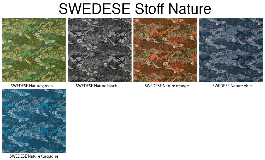 stoffe nature swedese