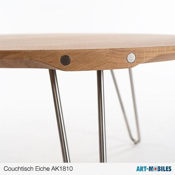 Aksel Kjersgaard Couchtisch Sark AK 1810 Eiche
