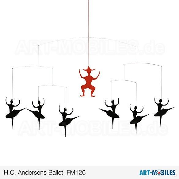 H.C. Andersens Ballett FM126 Flensted Mobiles