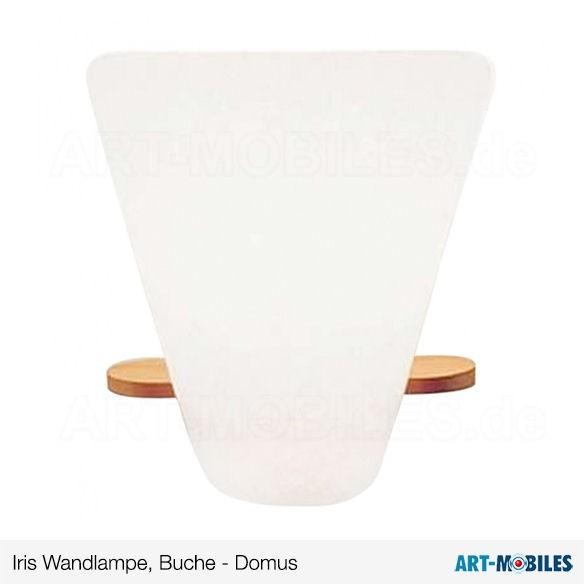 Iris Wandlampe 5317.2808 Domus Licht