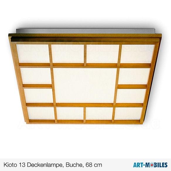 Kioto 16 Deckenlampe 68 cm Kranz 3336.LED.9237