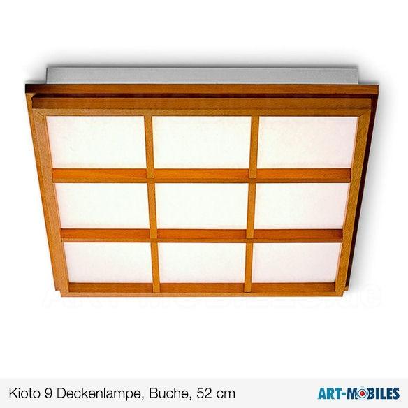Kioto 5 Deckenlampe 52 cm 3324.LED.9537 Domus