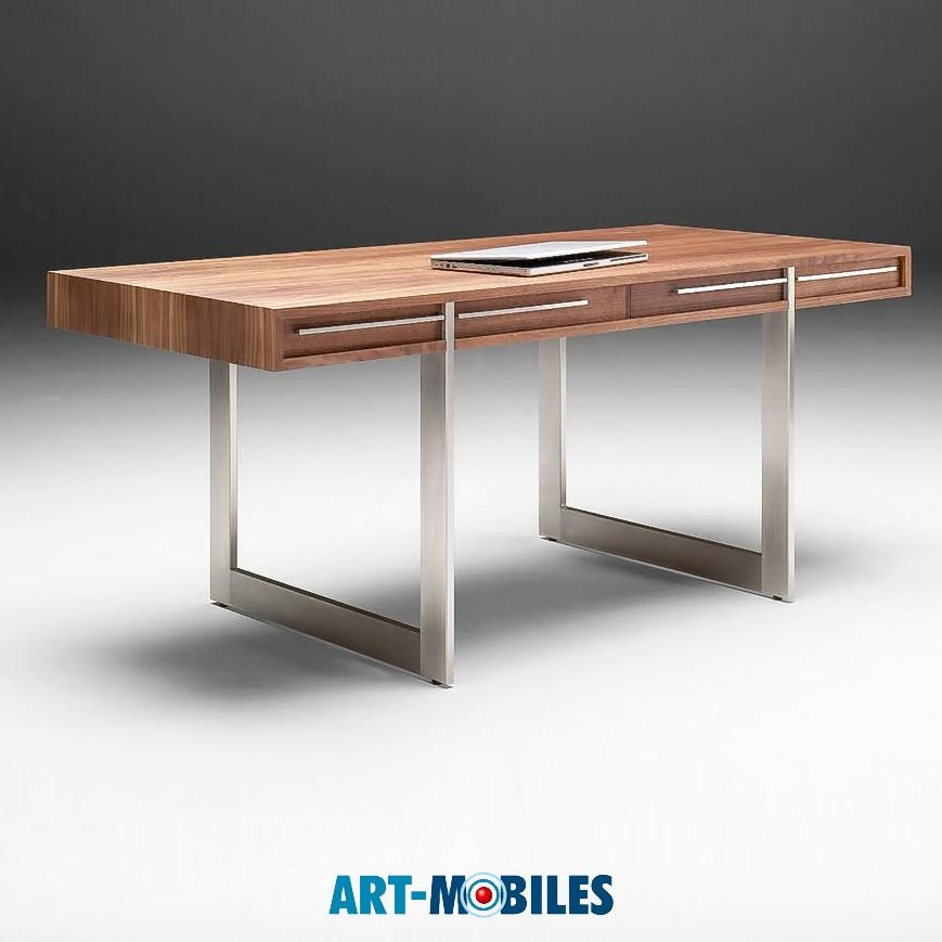 Naver Schreibtisch AK 1340 Nussbaum