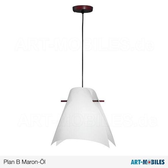 Plan B Pendelleuchte Maron-Öl 1235.3808 Domus Licht