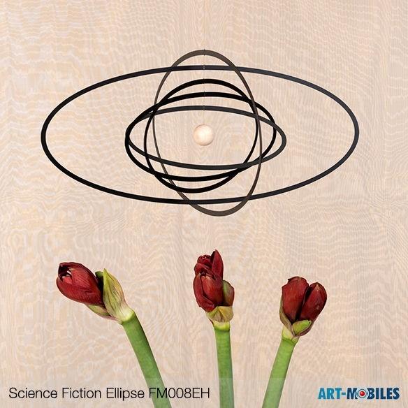 Science Fiction Ellipse FM008EH Flensted Mobiles
