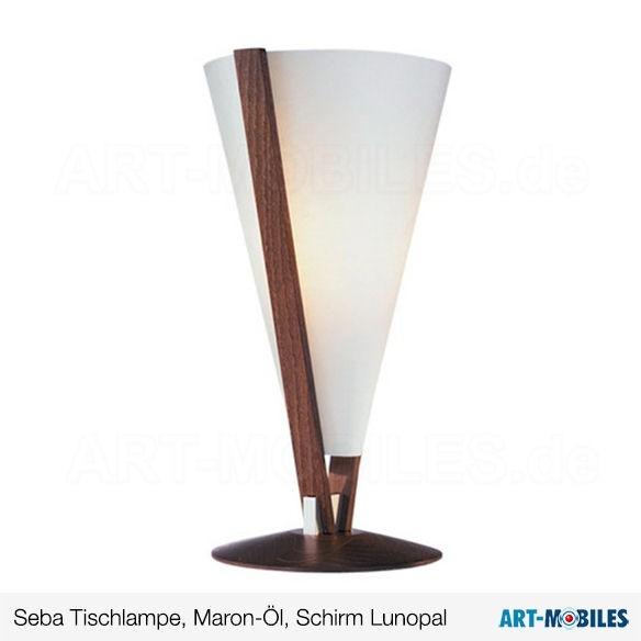 Seba Tischlampe Buche 6260 / 6360.5868 Domus