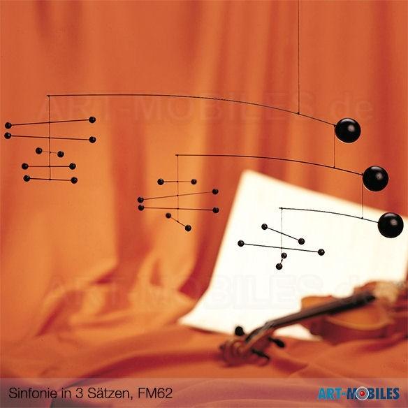 Symphonie in 3 Sätzen - FM 62 - Flensted Mobiles