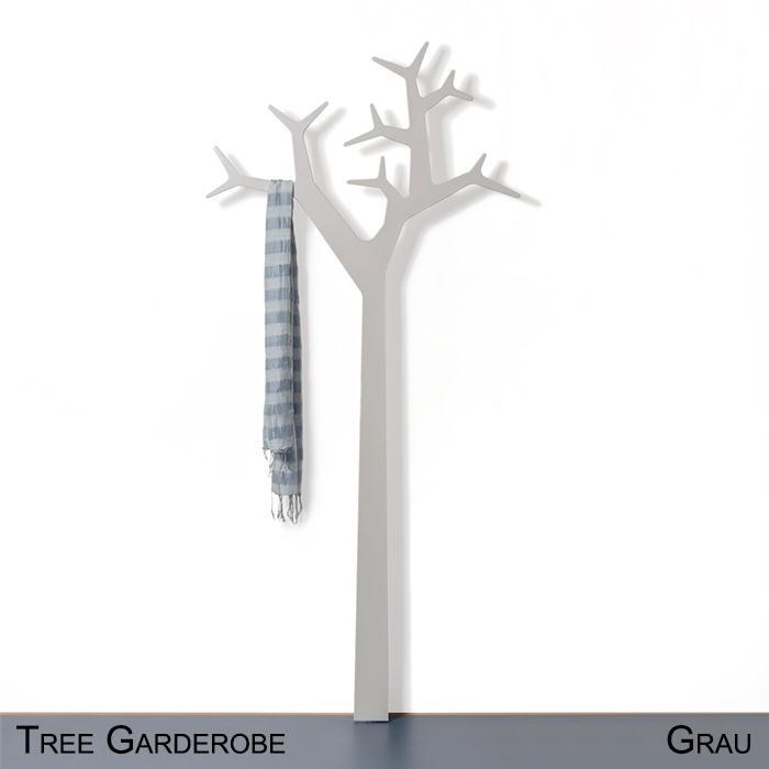 Baumgarderobe Tree, Swedese weiss