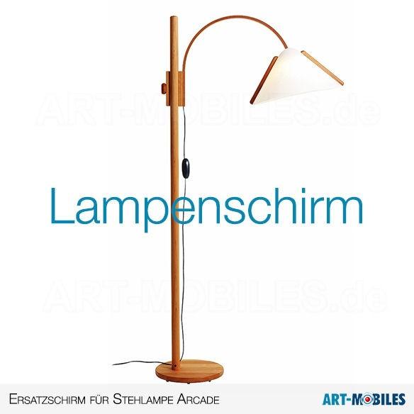Lampenschirm für Arcade Stehleuchte Domus