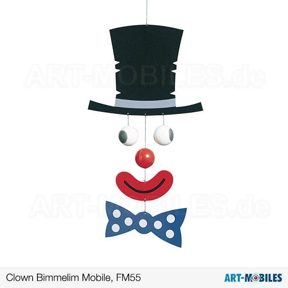 Clown Bimmelim Flensted Mobiles FM55