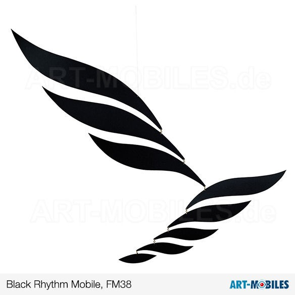 Black Rhythm Flensted Mobiles