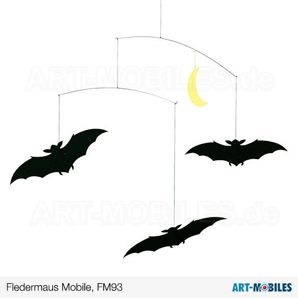 Fledermaus Mobile FM 93 Flensted Mobiles LuckyBats