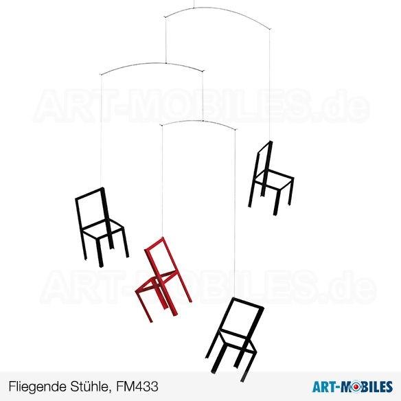 Flying Chairs - FLiegende Stuhle FM433 Flensted Mobiles