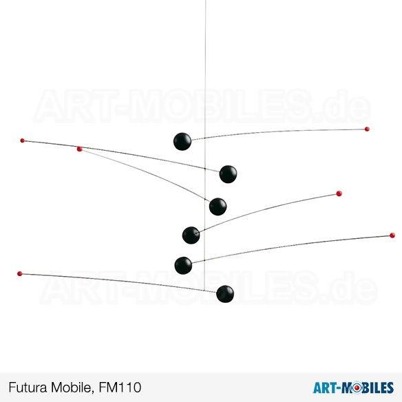 Futura Mobile schwarz, FM110 Flensted