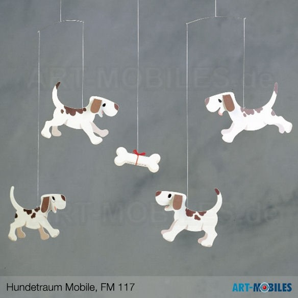 Hundetraum Mobile FM117 Flensted Mobiles