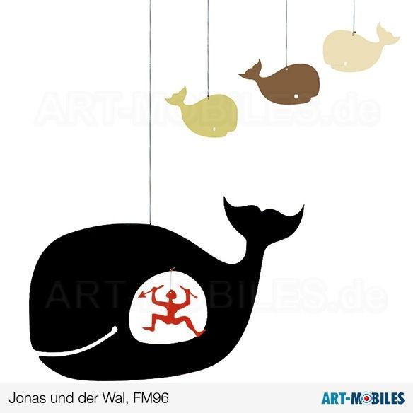 Jonas und der Wal FM96 Flensted Mobiles