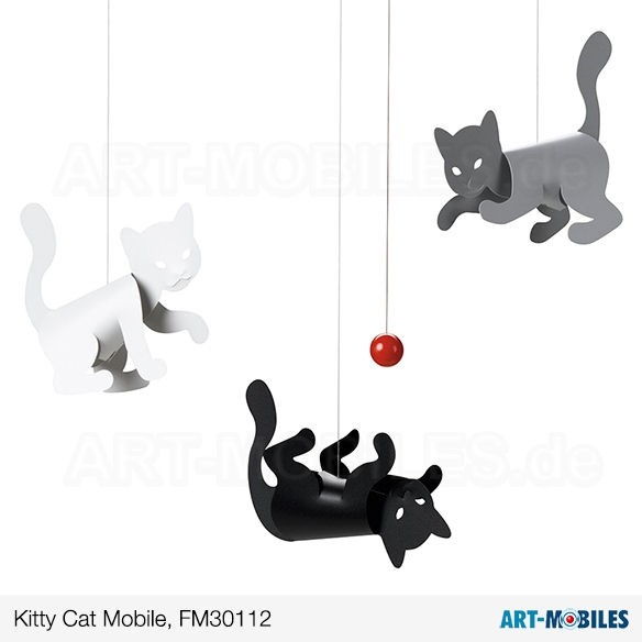 Kitty Cat Mobile FM-30112 Flensted
