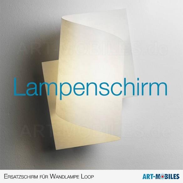 Lampenschirm für Loop Wandleuchte