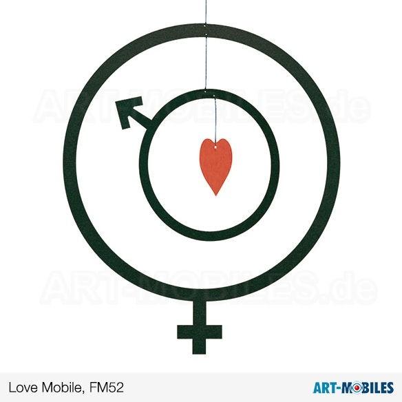 Mobile d'Amour Love Mobile FM52 Flensted