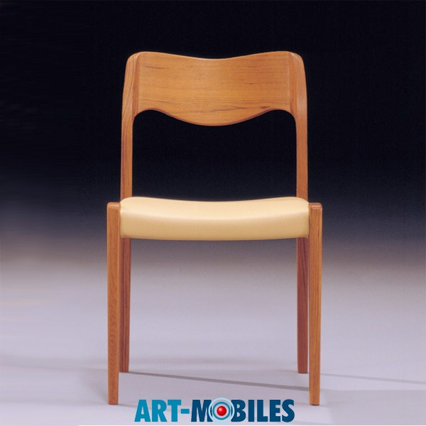 Moeller Stuhl Nr. 71 in Teak