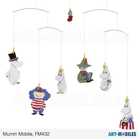 Moomin Mobile FM432 Flensted Mobiles