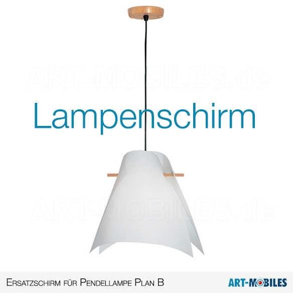 Lampenschirm für Plan B Pendelleuchte