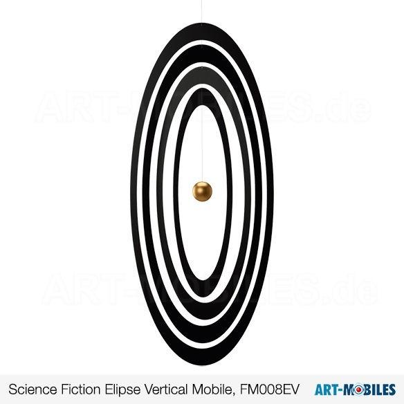 Science Fiction Ellipse Vertikal, Flensted Mobiles, FM008EV