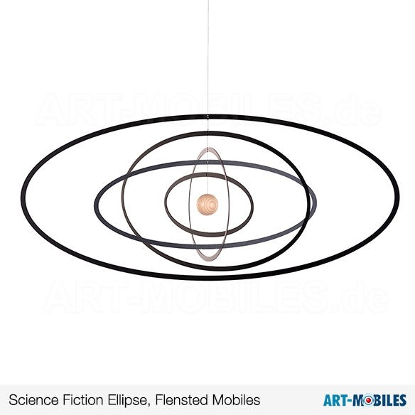 Science Fiction Ellipse FM008EH Flensted Mobiles