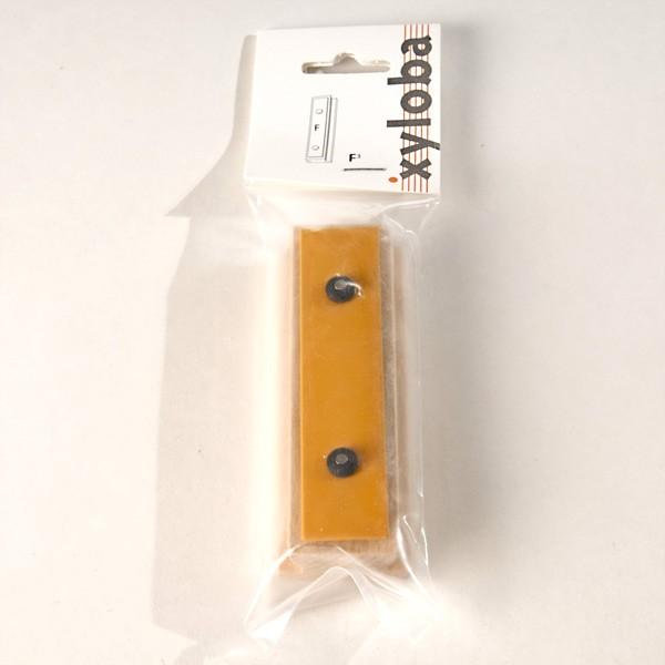 Einzelton Klangplatte Xyloba Weizenkorn 22041.F3