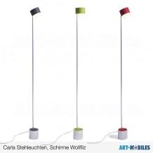Carla Stehleuchten - Domus Licht - Wollfilz